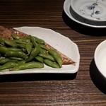 ダイニング&バー進 - 茶豆