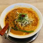 麺屋 燕 - オリジナル燕坦々麺 870円