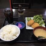 Izakayaakatsuki - 本日の魚定食