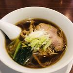 麺や豊 - 中華そば