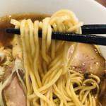 麺や豊 - 麺 リフト