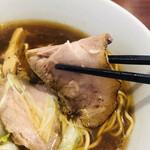 麺や豊 - チャーシュー