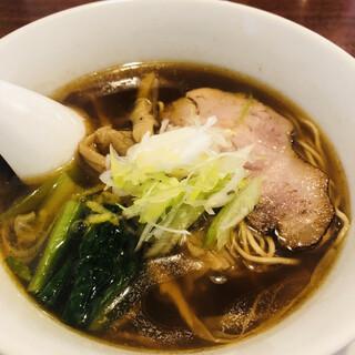 麺や豊 - 料理写真:中華そば