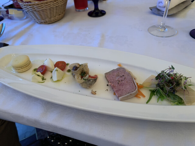 田園調布倶楽部の料理の写真