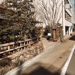 Kandayabusoba - 外観