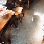 神田まつや - 店内ちょこっと雰囲気