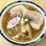 麺龍 - 「ラーメン」530円