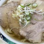 麺龍 - 肩ロースチャーシュー