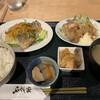 Fussanchi - 料理写真:あじ南蛮&油淋鶏定食980円