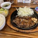 食堂 肉左衛門 - 至福のトンテキ
