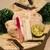 まつまえや - 料理写真:真フグ白子塩焼き