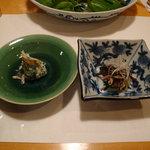 由布院 玉の湯 - 季節の小鉢①