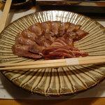 由布院 玉の湯 - 鴨鍋の鴨肉