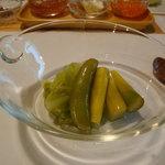 由布院 玉の湯 - サラダ