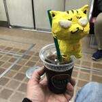 タリーズ コーヒー - アイスコーヒー329円(税込)