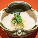 肉屋 雪月花 NAGOYA - 岐阜の山菜5種類
