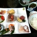 天慎 - 天慎特製「海丼」