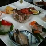 天慎 - 天慎特製「海丼」刺身達