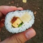 二葉寿し - 高野豆腐巻¥240