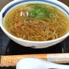 mendokorohirokawa - 料理写真:鶏ごぼう蕎麦