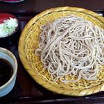 14852146 - ざる蕎麦 600円