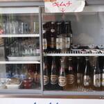 珉珉 - 無料キムチのある冷蔵庫