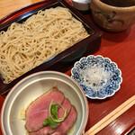 さくら庵 - 料理写真:鴨せいろ 1300円