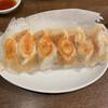 歓迎 - 料理写真:羽付き餃子