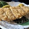 豚食健美 優膳 - 料理写真:ロースかつランチのロースかつ