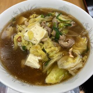 龍泉洞レストハウス - 料理写真: