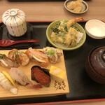 回転寿司 寿し一貫 - 料理写真: