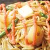 鶴橋風月 - 料理写真:季節限定「明太バター塩そば」