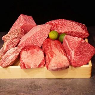 【と畜場から】直接届く新鮮且つ、芸術品のように美しい牛肉を♫