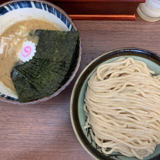 三三七 - 料理写真:煮番搾り中盛870円 海苔増し100円