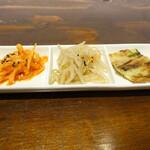 148535093 - 前菜3種