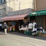 斎藤惣菜店 ころっけや - 外観。