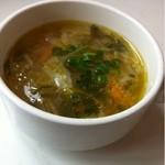 女性が輝くレストランKandy - コンソメスープ