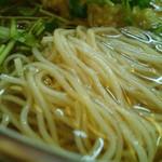 14854159 - まっ白キレイナ更科蕎麦