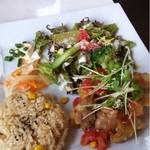 女性が輝くレストランKandy - 週替わりランチプレート
