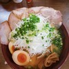 和玄 - 料理写真:ねぎ味噌らーめん、味玉トッピング
