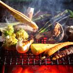 さんぽう西村屋 - 自然農法のお野菜の香ばしい滋味をぜひ。