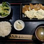 福みみ - チキン南蛮定食