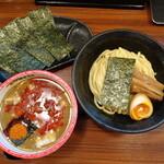つけ麺 きらり - 料理写真:辛のりつけ麺