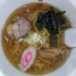 喜楽 - ラーメン1