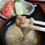 148556499 - 納豆汁からサルベージ