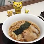 カドヤ食堂 - 中華そば520円(税込)