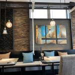Restaurant AQUA Table -