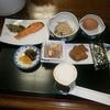 一力 - 料理写真:朝食①