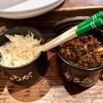 148561379 - しょうが・辛子高菜