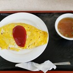さとみ食堂 - 料理写真:オムライス